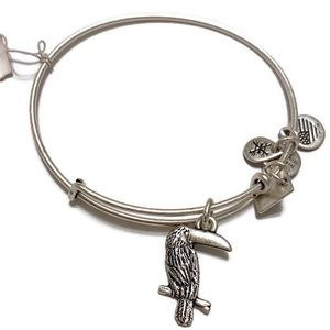 Alex and Ani Team USA Toucan Bracelet